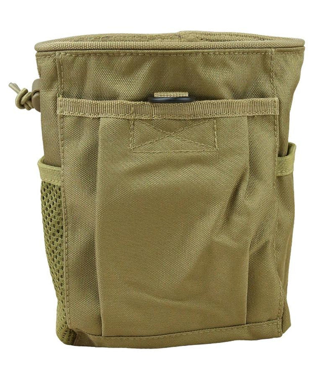 large dump pouch coyote brown tan desert