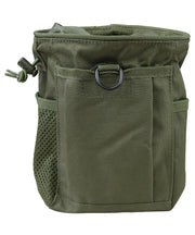 Dump pouch-Large OLIVE Airsoft Kombat Tactical - The Back Alley Army Store