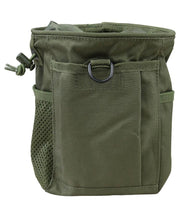kombat uk large dump pouch olive green od
