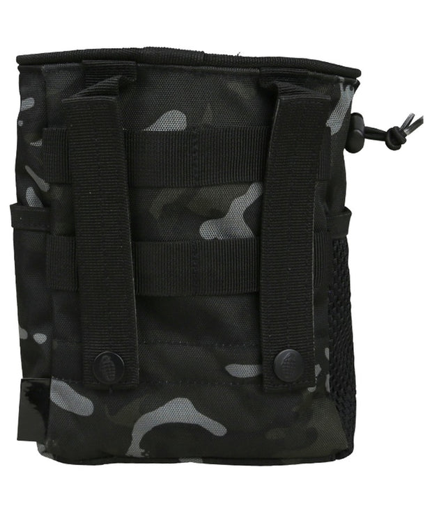 Dump pouch-Large-BTP Black