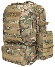 Expedition pack-50 litre BTP Bag Kombat UK - The Back Alley Army Store