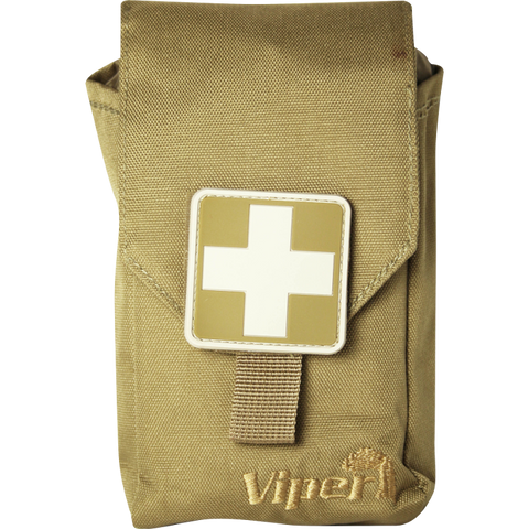 First Aid kit COYOTE Equipment Viper Tactical - The Back Alley Army Store