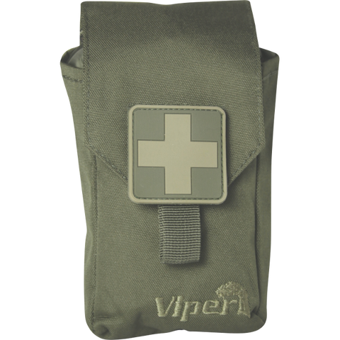 First Aid kit OLIVE Equipment Viper Tactical - The Back Alley Army Store