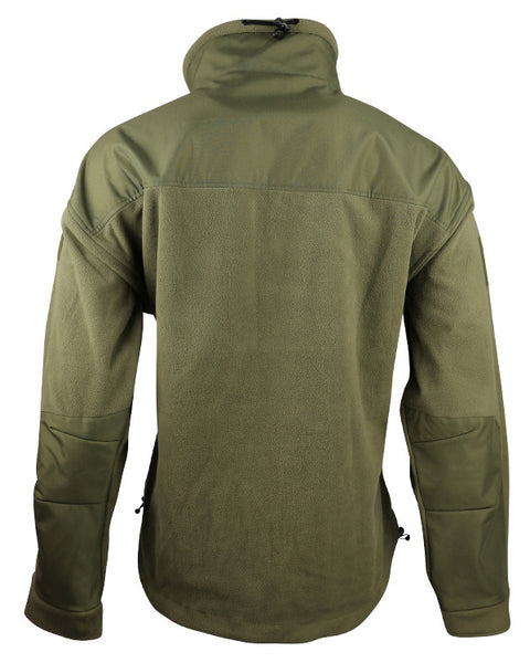 Defender tactical fleece-Olive