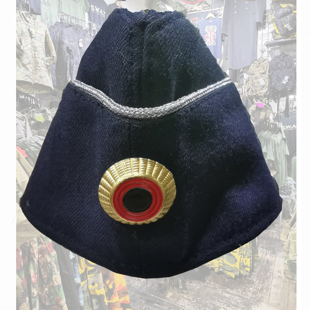 german officers side cap