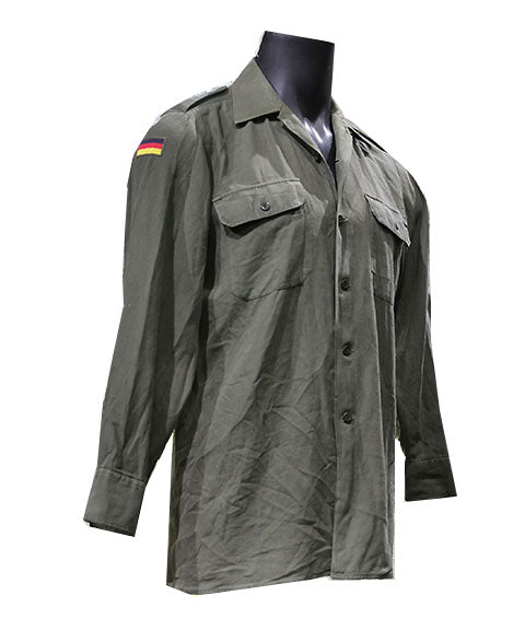 German Army Infantry Shirt  Clothing Sourced by Back Alley - The Back Alley Army Store