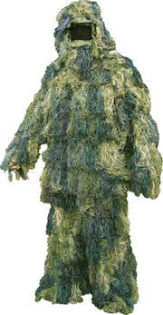 Ghillie Suit-Woodland camouflage airsoft sniper suit