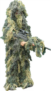 Kids Ghillie Suit-Woodland