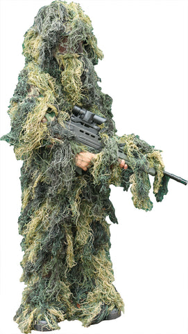 Kids Ghillie Suit<br>Woodland