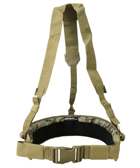 2 piece battle belt  Airsoft Kombat UK - The Back Alley Army Store