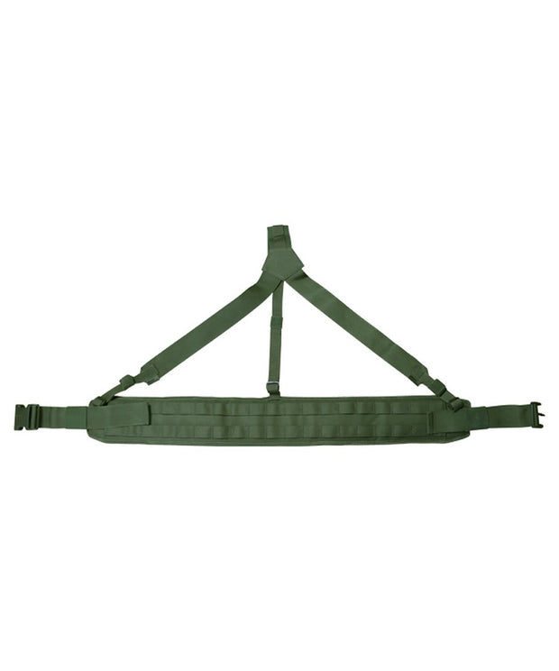 Guardian battle system-Olive green