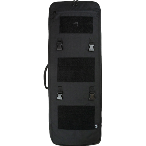 VX Buckle Up Gun Carrier Black Airsoft Viper Tactical - The Back Alley Army Store