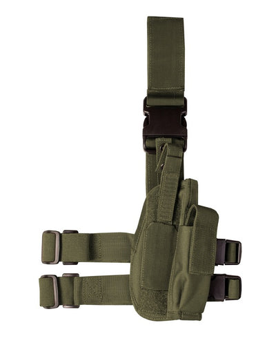 Tactical leg holster-Olive