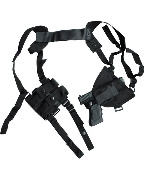 Shoulder holster-Black  Airsoft Kombat UK - The Back Alley Army Store