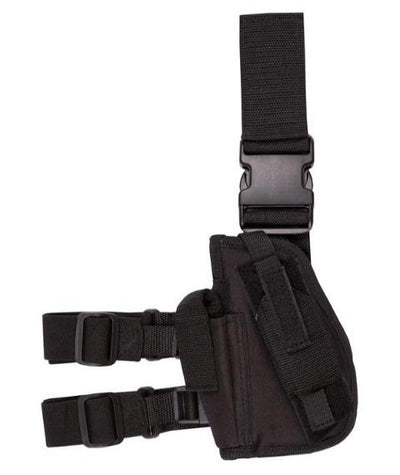 Tactical leg holster-Left handed-Black
