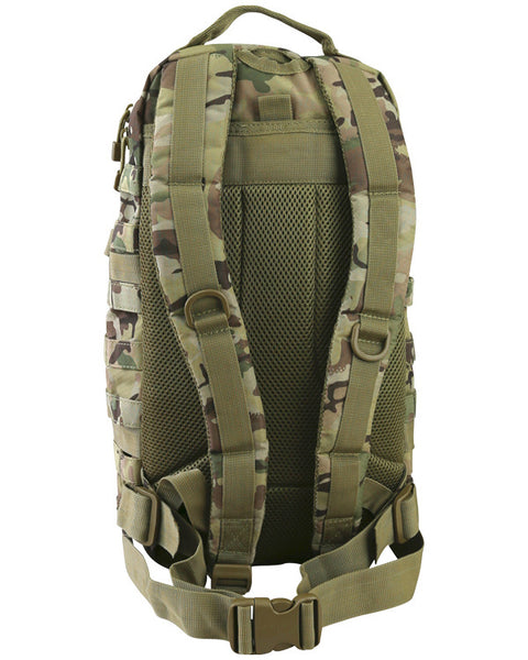Hex-stop small assault pack 28 litre-BTP  Bag Kombat UK - The Back Alley Army Store