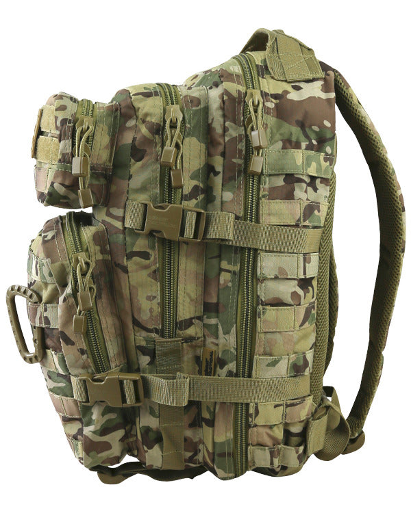 Hex-stop small assault pack 28 litre-BTP ripstop tactical backpack british camo
