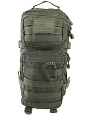 Hex-stop small assault pack 28 litre-Olive green tactical ripstop backpack