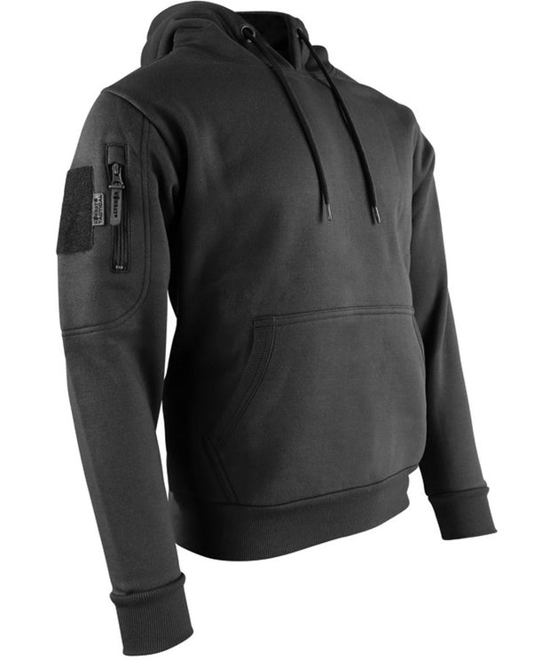 Tactical hoodie S / BLACK Clothing Kombat Tactical - The Back Alley Army Store
