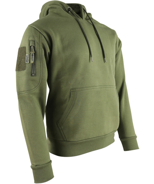 Tactical hoodie S / OLIVE Clothing Kombat Tactical - The Back Alley Army Store
