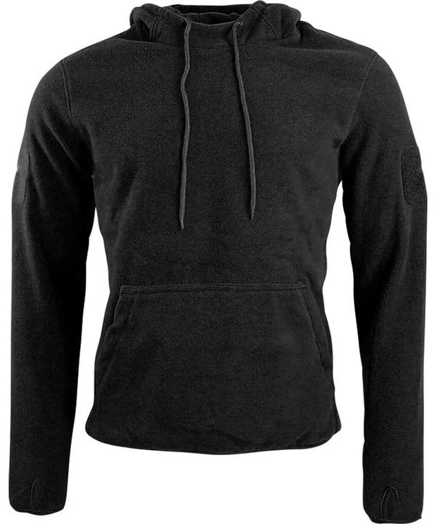Warrior hoodie-Black  Clothing Kombat UK - The Back Alley Army Store