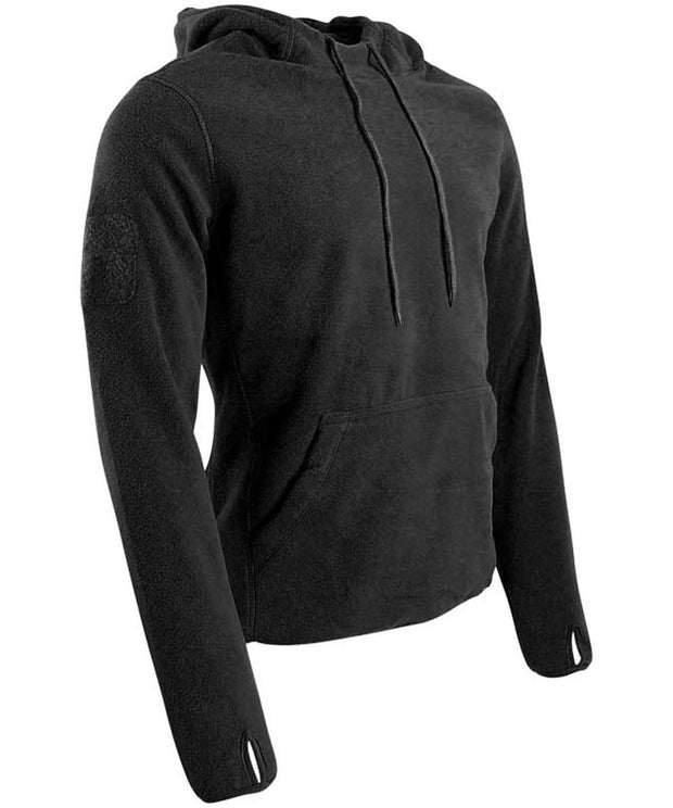 warrior fleece hoodie