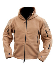 Recon tactical hoodie-Coyote  Clothing Kombat UK - The Back Alley Army Store