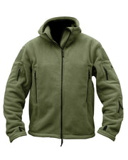 Recon tactical hoodie-Olive green