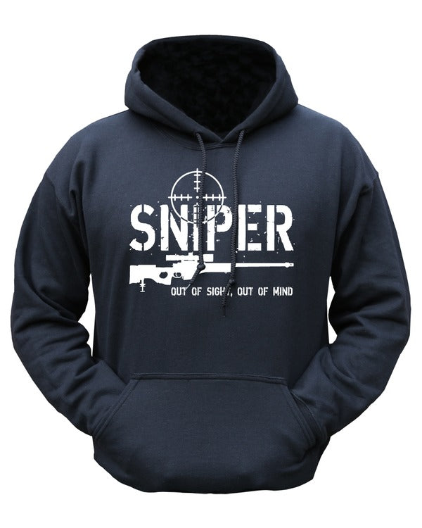Sniper out of sight hoodie