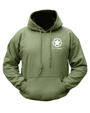 Willy's Jeep hoodie  Clothing Kombat UK - The Back Alley Army Store