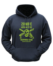 Zombie apocalypse hoodie  Clothing Kombat UK - The Back Alley Army Store