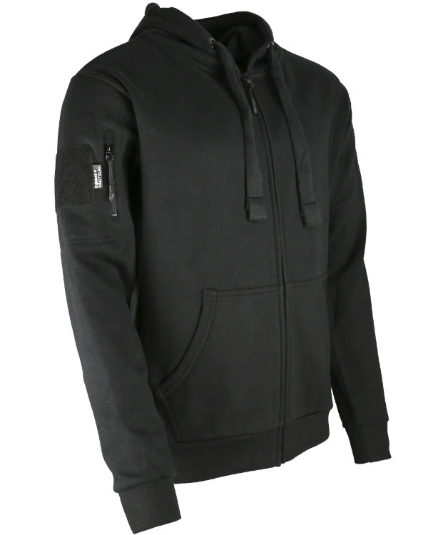 Spec.ops hoodie S / BLACK Clothing Kombat UK - The Back Alley Army Store