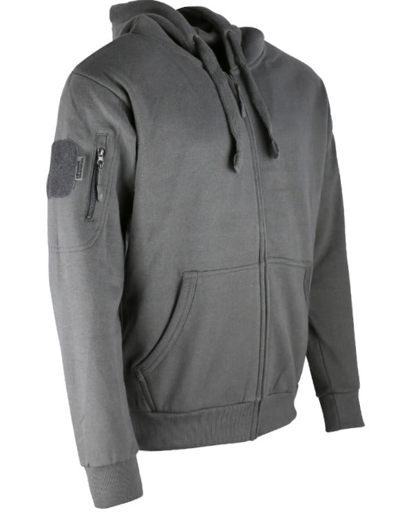 Spec.ops hoodie S / GUNMETAL GREY Clothing Kombat UK - The Back Alley Army Store