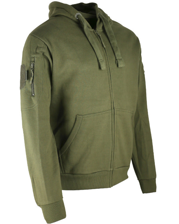 Spec.ops hoodie S / OLIVE Clothing Kombat UK - The Back Alley Army Store