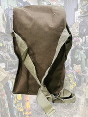 Hungarian gas mask bag  Bag Sourced by Back Alley - The Back Alley Army Store
