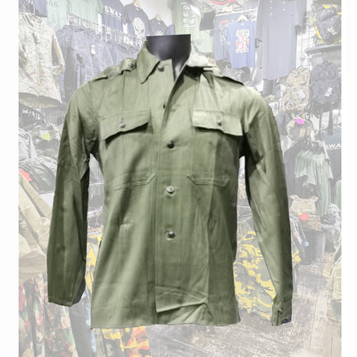 hungarian army shirt olive green