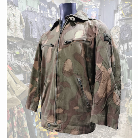 Hungarian border troops jacket  Clothing Sourced by Back Alley - The Back Alley Army Store