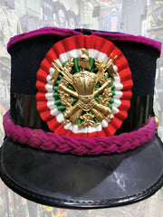 Military Academy of Modena(Italy) peaked cap  headwear Sourced by Back Alley - The Back Alley Army Store