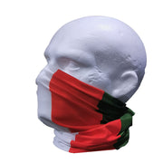 Italy flag snood