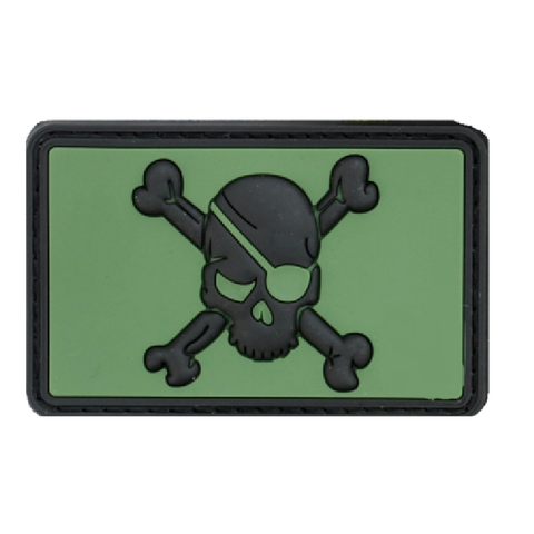 Jolly Roger-Olive  Airsoft Sourced by Back Alley - The Back Alley Army Store