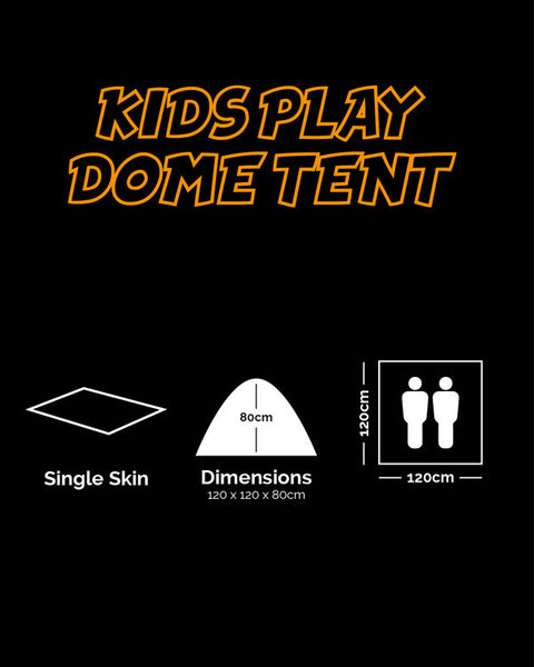 Kids play dome-BTP  kids Kombat UK - The Back Alley Army Store