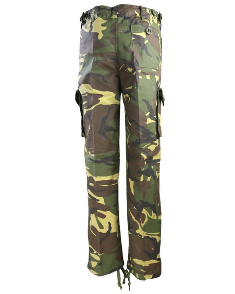Kids British '95 style trouser-DPM  kids Kombat UK - The Back Alley Army Store