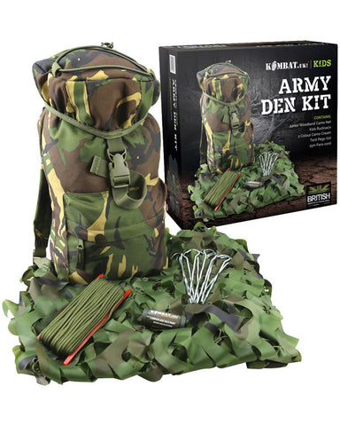 Kids Army den kit-DPM