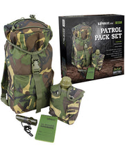 Kids patrol pack set-DPM