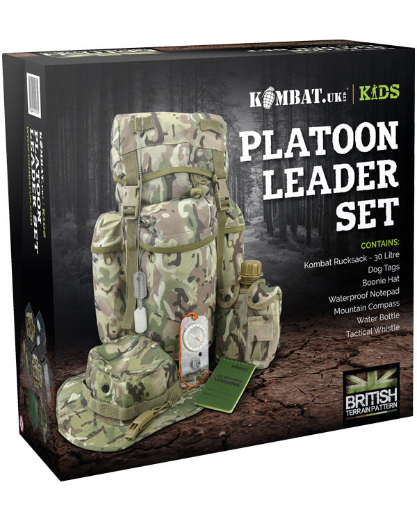 Kids Platoon leader set-BTP