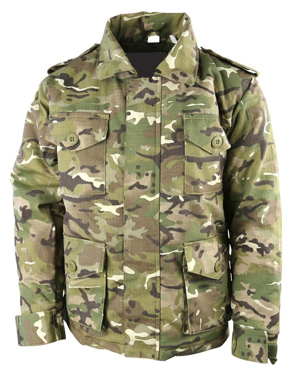 Kids Safari jacket-BTP