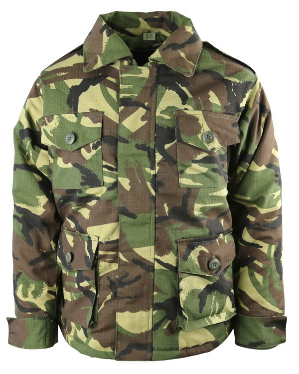Kids Safari jacket-DPM