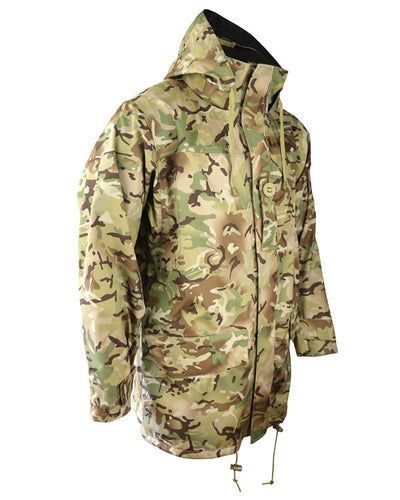 komb waterproof btp camo goretex smock kom-tex waterproof jacket
