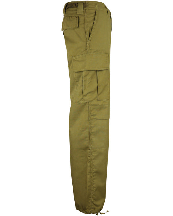 M-65 BDU Ripstop-Coyote brown combats