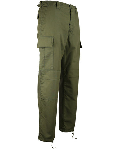 M-65 BDU Ripstop-Olive combats